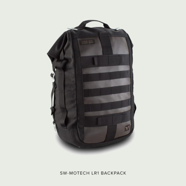 SW-Motech Legend Gear LR1 backpack