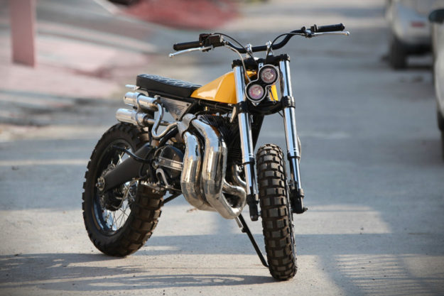 Yamaha RD350 by Moto Exotica