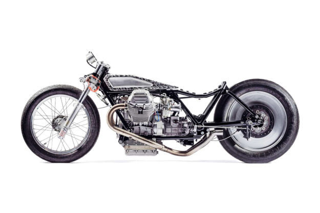 Sultans Of Sprint drag racer by Young Guns Speed Shop.