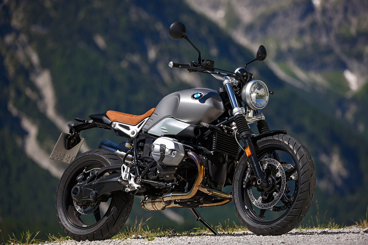 Review The New BMW R NineT Scrambler
