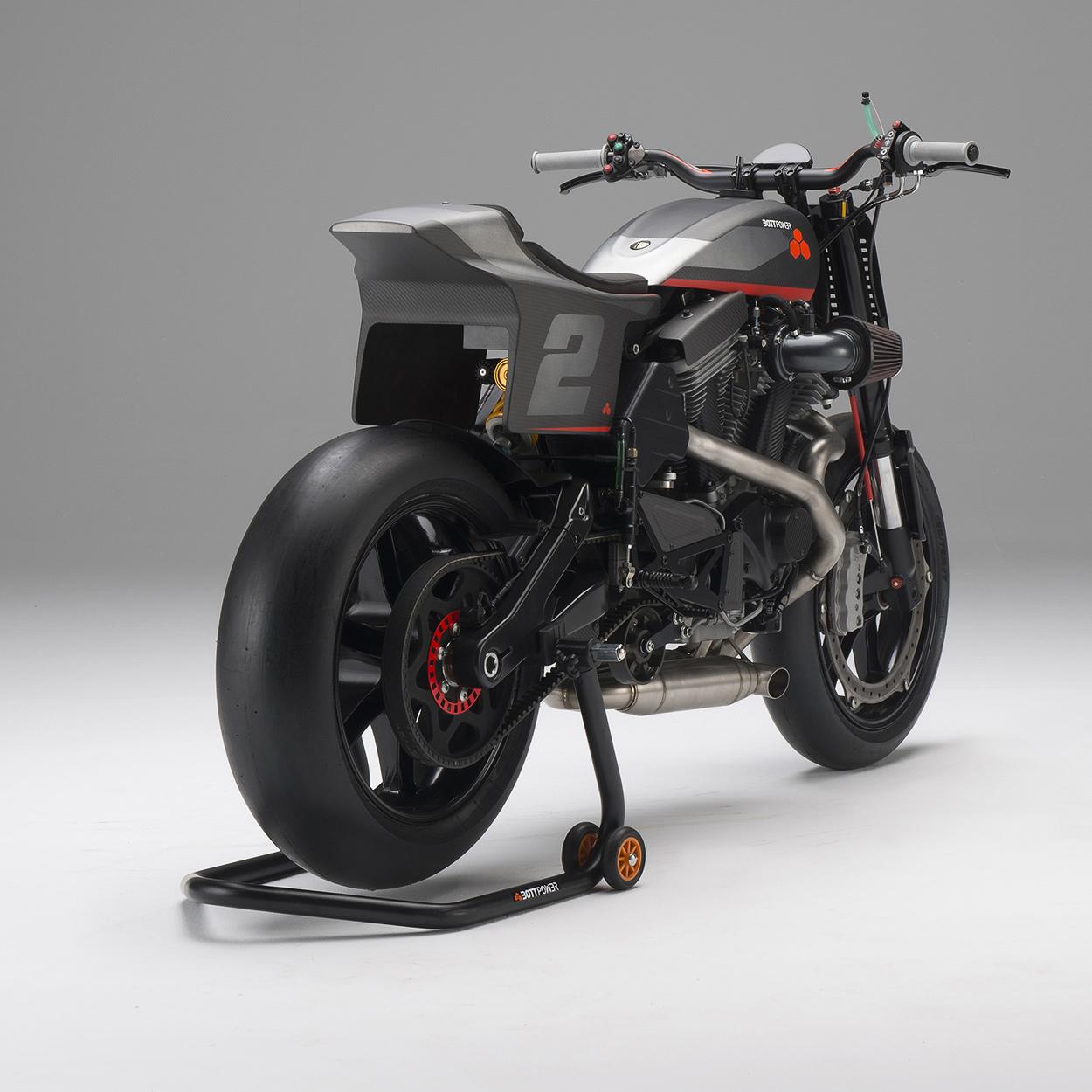 muy rapido! a buell xb racer from bottpower   bike exif