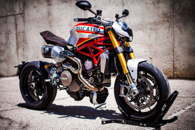 Ducati Monster by XTR Pepo