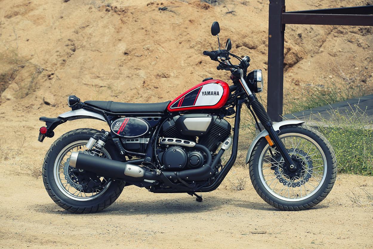 Yamaha R Review Mcn