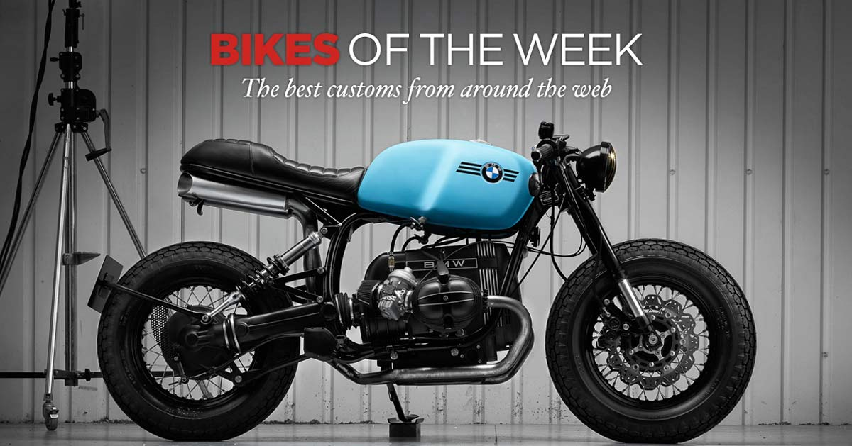 Custom Bikes Of The Week: 28 August, 2016