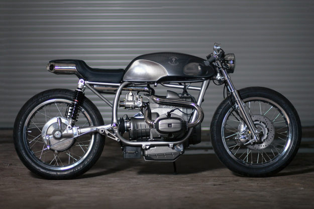 BMW R80 cafe racer by Foundry Motorcycles