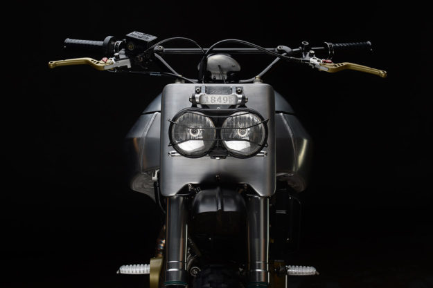 Used And Abused: Revival Cycles' Buell Ulysses scrambler
