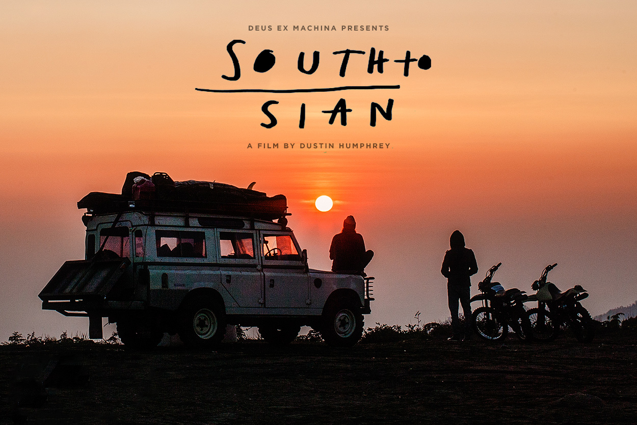 Pure Escapism: South To Sian motorcycle and surf film by Deus Ex Machina