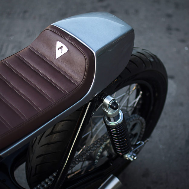 State of the art Honda custom: A sleek, minimalist CB750 by Auto Fabrica