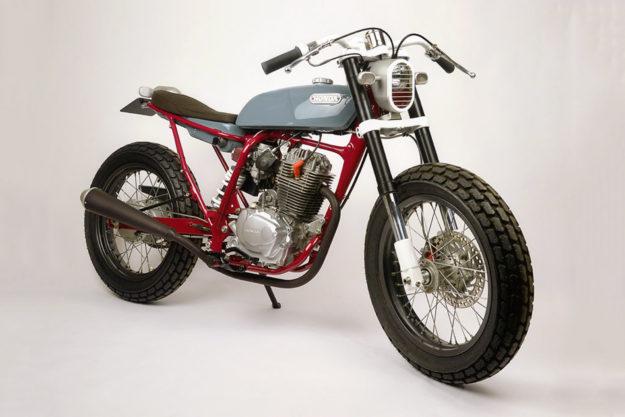Honda FTR223 by Tim Cupper