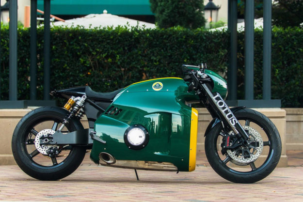 Lotus C-01 for sale
