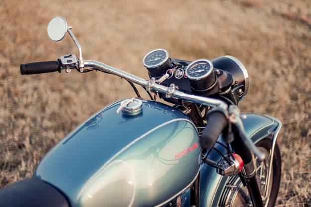 Oldtimer: Sven Wedemeyer's lustworthy Moto Guzzi V7