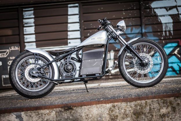 Watt The—: An Electric chopper by Sine Cycles