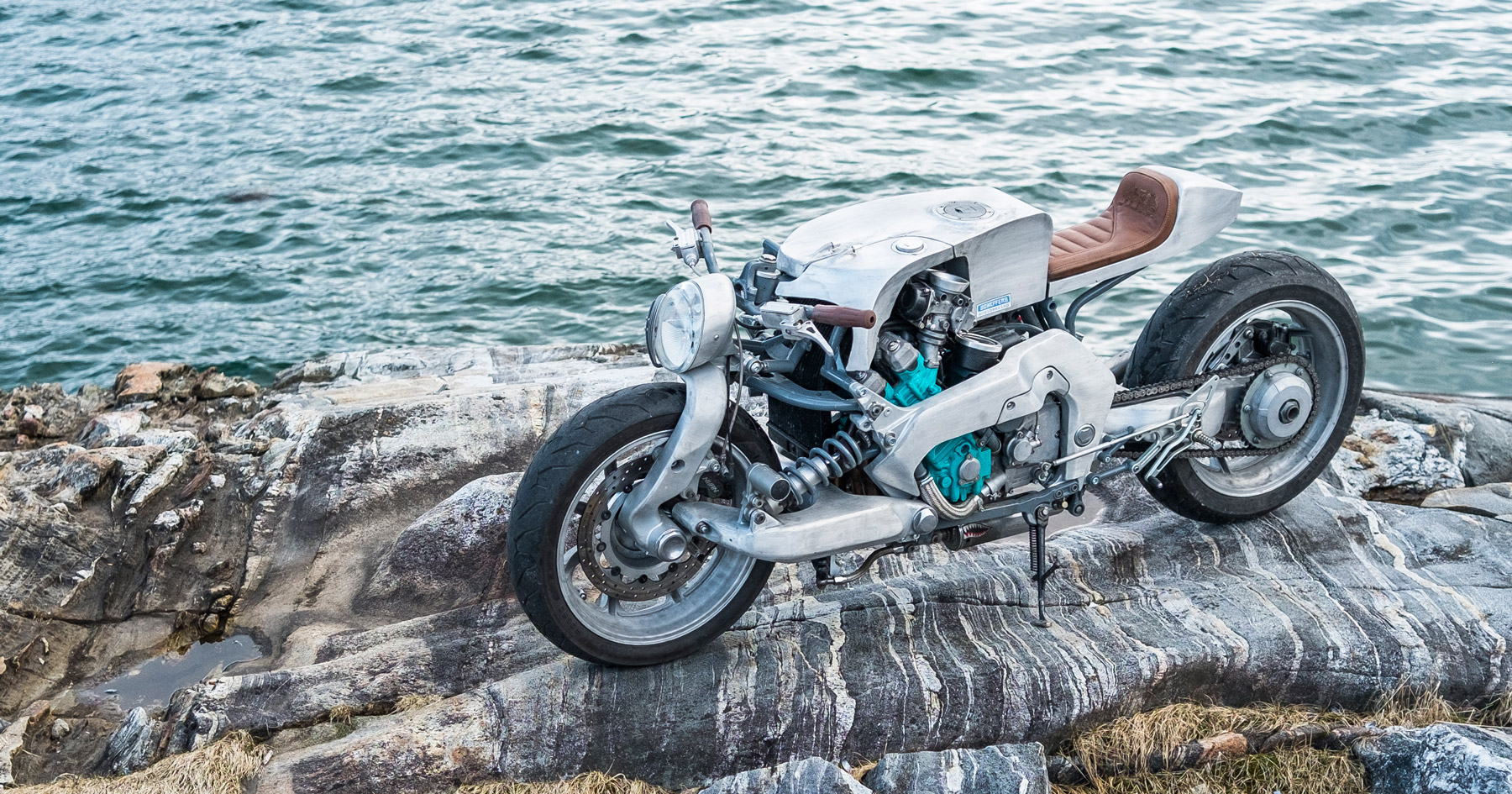 Sub Zero Cool: A Yamaha GTS 1000 from the Arctic Circle