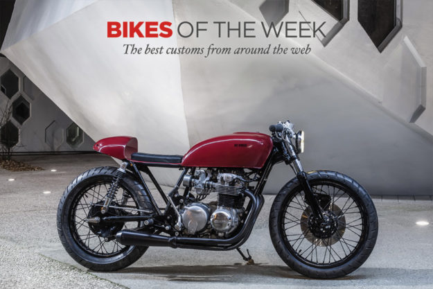 Custom Bikes Of The Week: 25 September, 2016