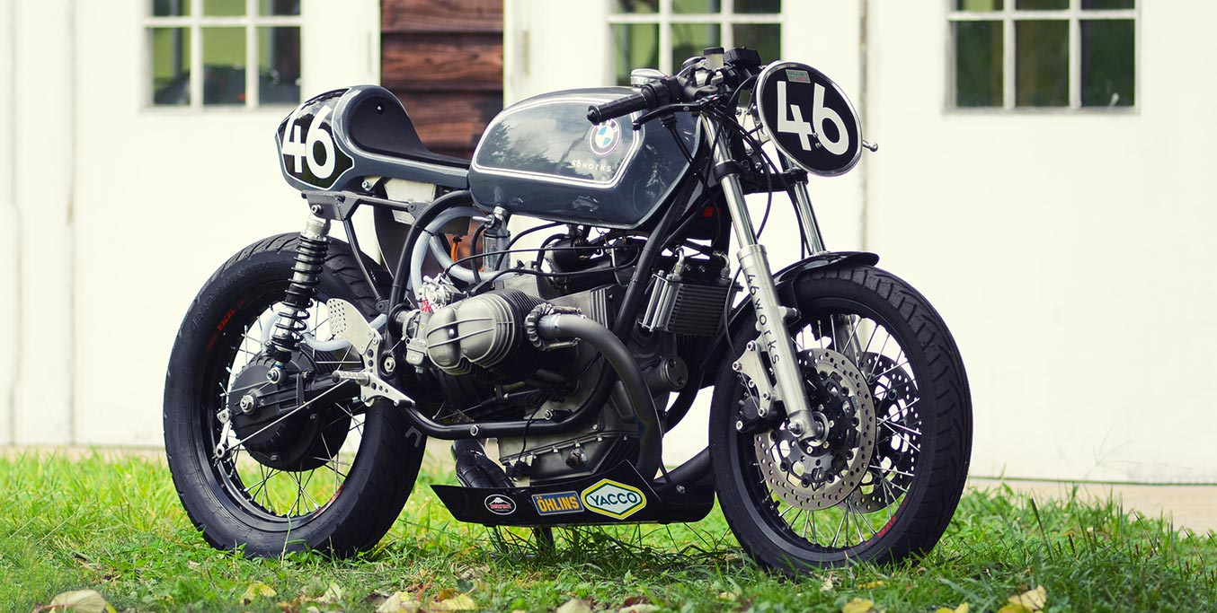 Pretty, fast: This stunning BMW from 46Works wins races