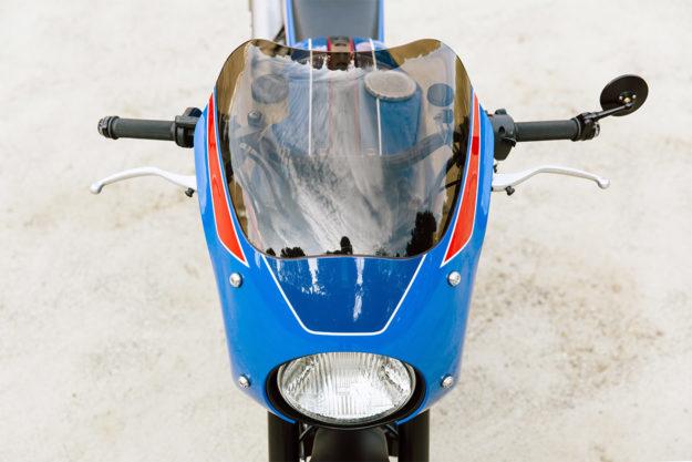 The new Leggero GTS from Walt Siegl: The ultimate Ducati Monster cafe racer?