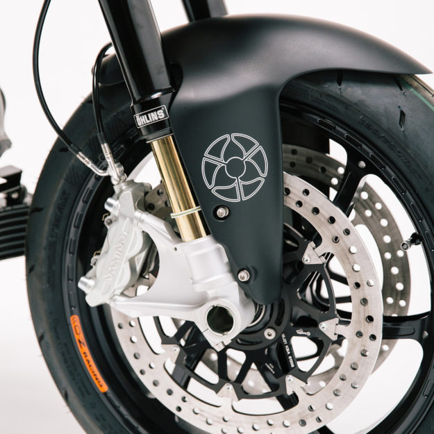 The new Leggero GTS from Walt Siegl: The ultimate Ducati Monster cafe racer?