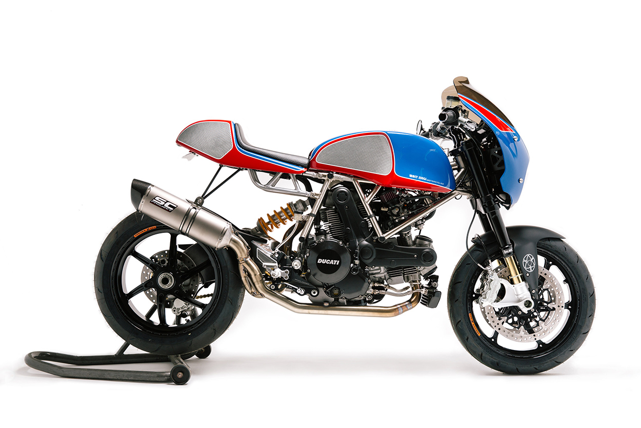 Must Have: Walt Siegl's new Ducati Monster Leggero GTS