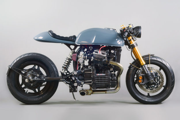 Honda CX500 by BBCR Engineering
