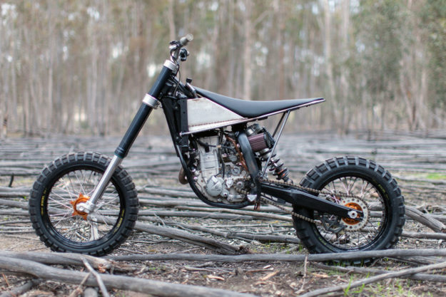 KTM 250 SX-F by Engineered to Slide