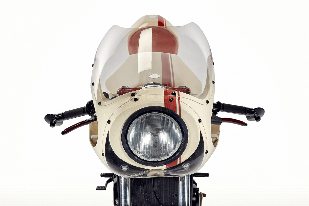 The Long Road To Perfection: Jeff Lamb's MZ Skorpion