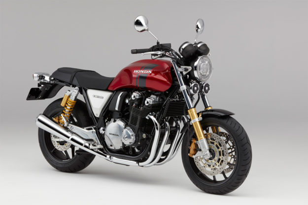 The new Honda CB1100 RS