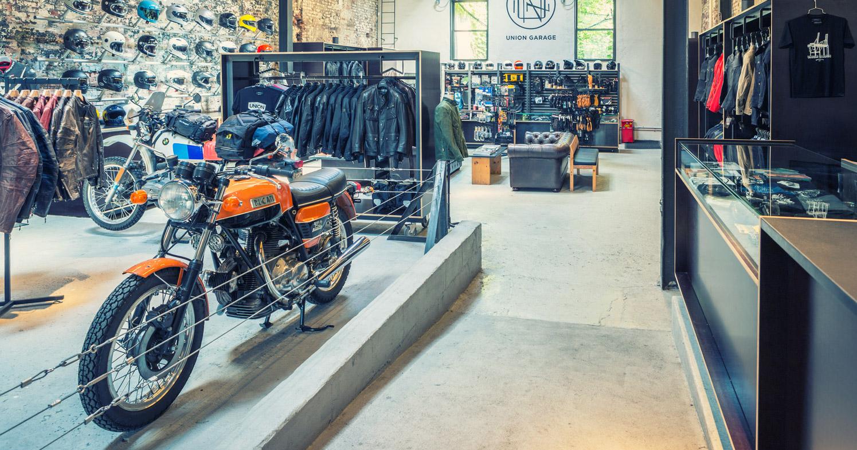 Shop Visit: Union Garage, New York City