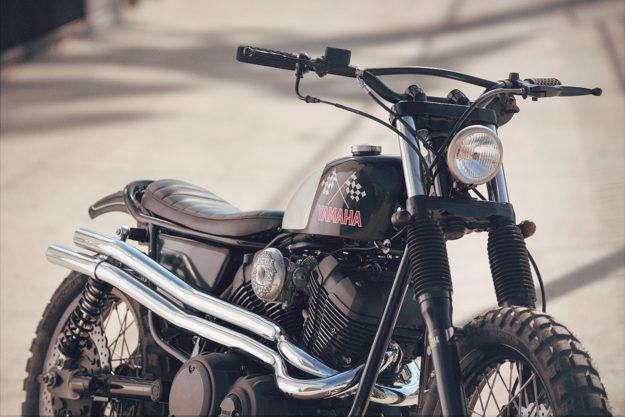 Brat Style: Go Takamine's custom Yamaha SCR950