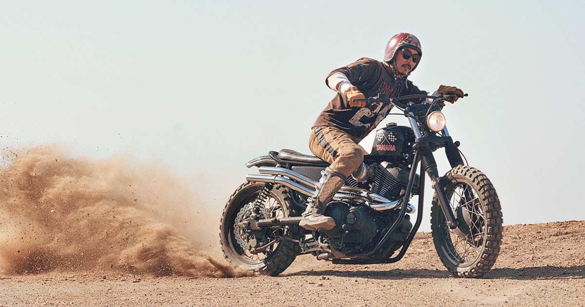 All Systems Go: Yamaha's Brat Style SCR950