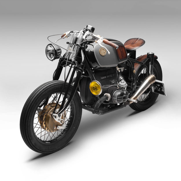 Custom BMW R75/5 by South Garage