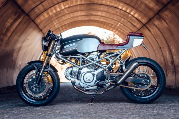 Ducati Monster 600 by Wrench N' Wheels Custom Garage