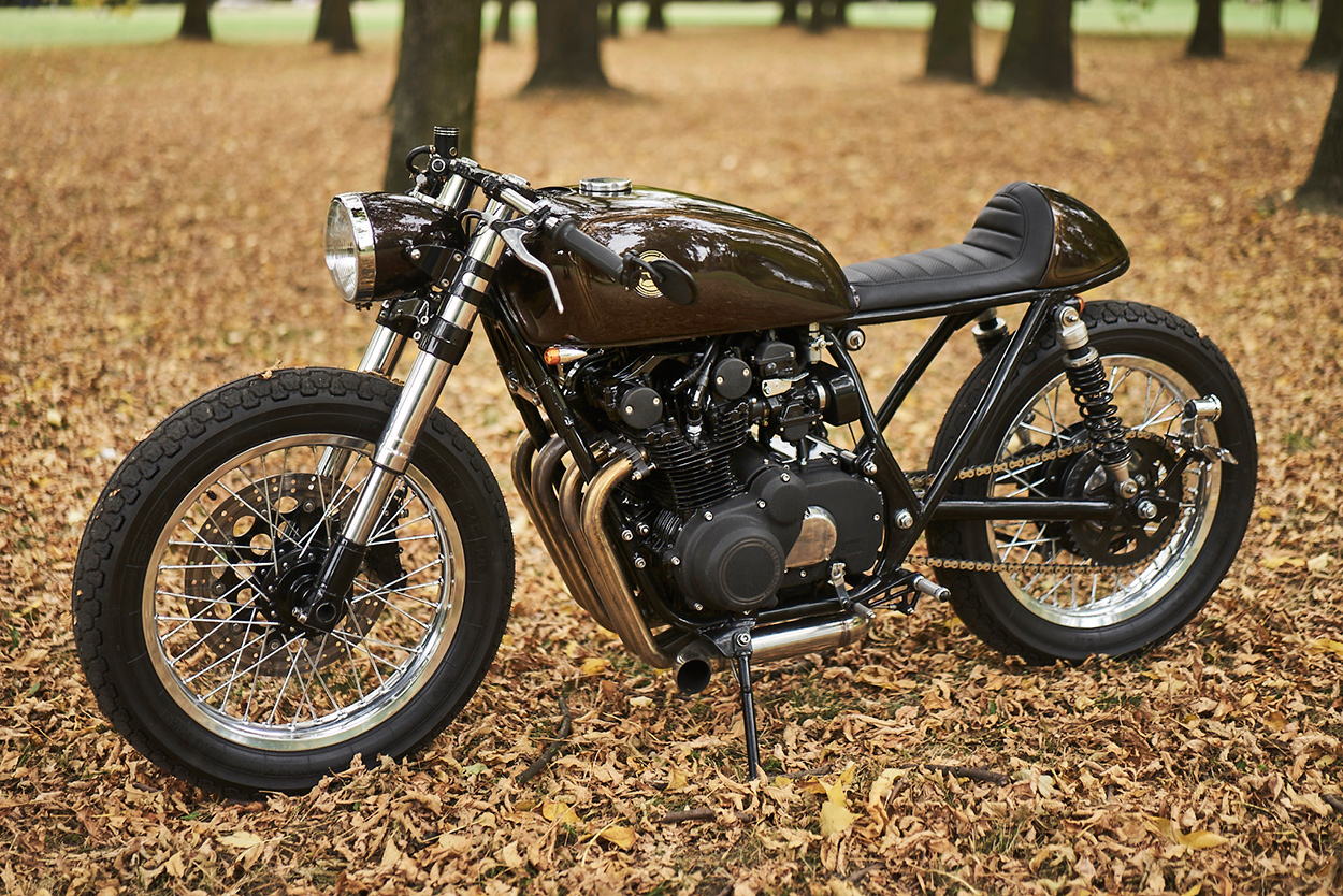 Favori The Cafe Racer's Not Dead: Eastern Spirit's Suzuki GS550 | Bike EXIF NY59