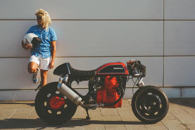 Honda CX500 by Rive Gauche Kustoms