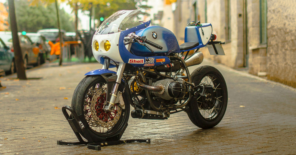 Custom Bikes Of The Week: 11 December, 2016