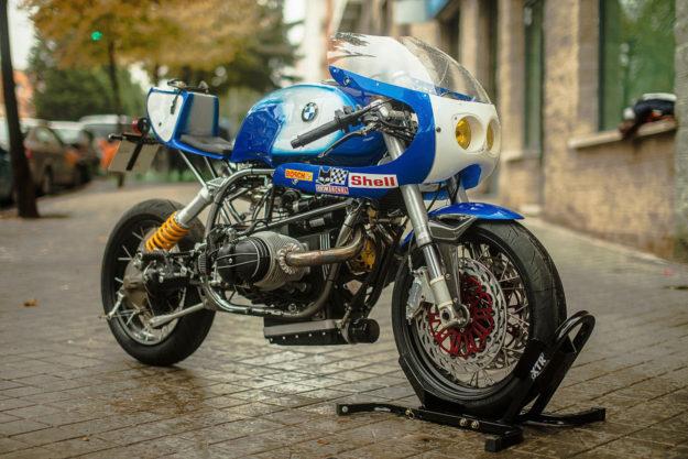 BMW R100R by XTR Pepo