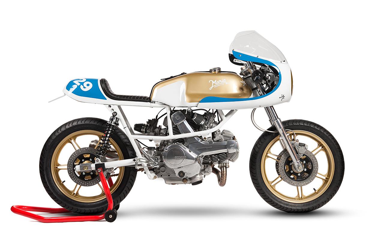 road runner a ducati pantah reborn in portugal bike exif rh bikeexif com Ducati Race Bike Radical Ducati Spain