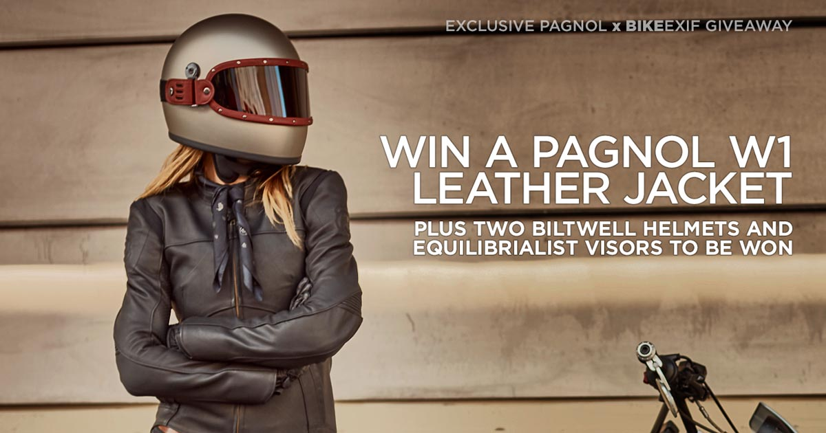 Win a Pagnol jacket—plus Biltwell and Equilibrialist gear