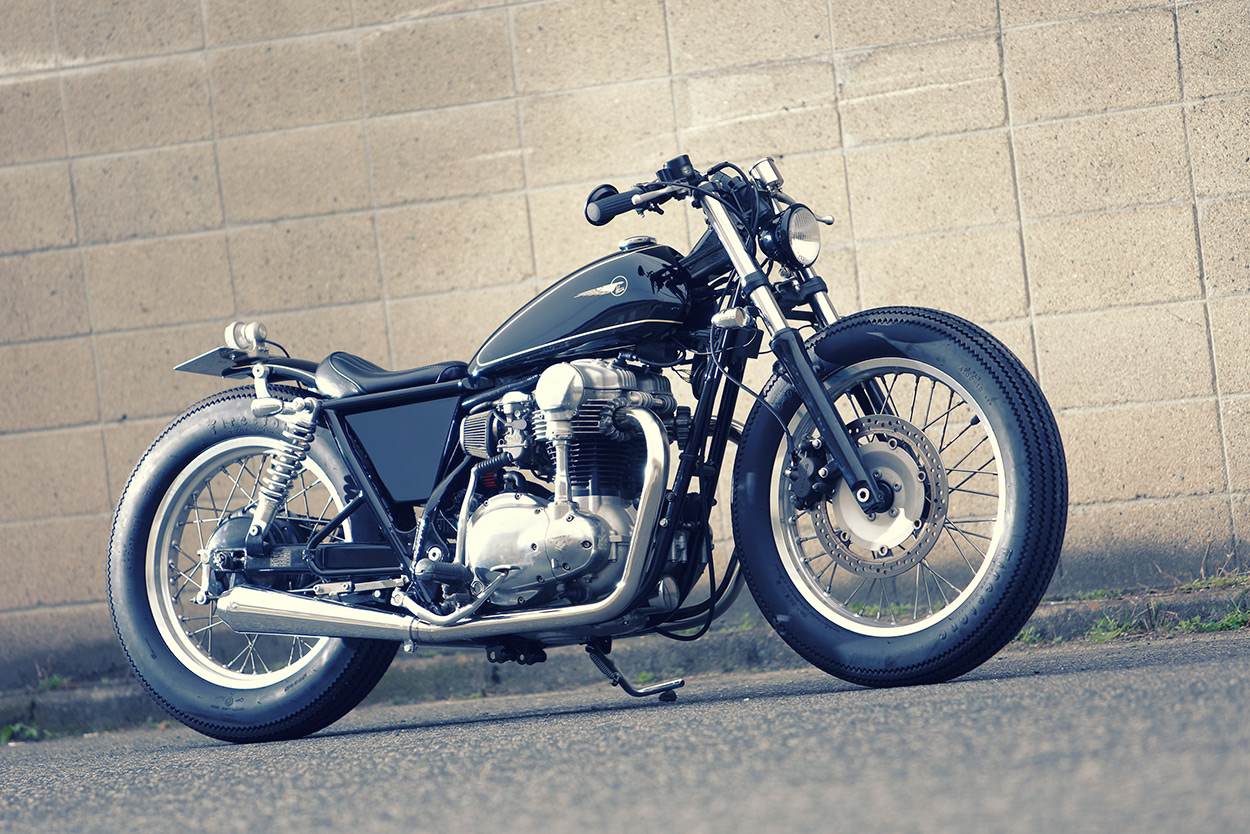 A Lesson in Sano: Heiwa's Kawasaki W650