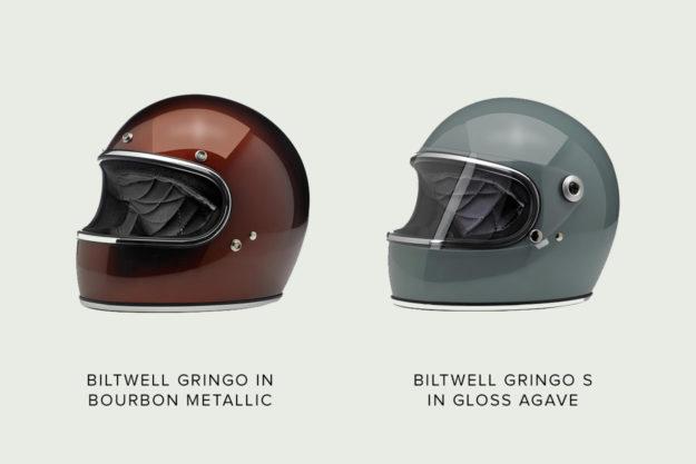 New Biltwell Gringo helmets