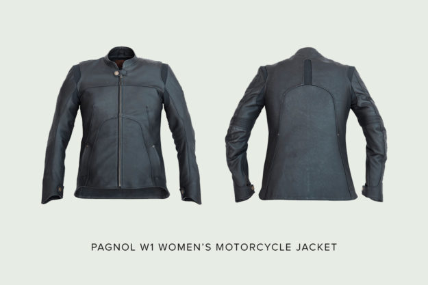 Pagnol W1 women's motorcycle jacket