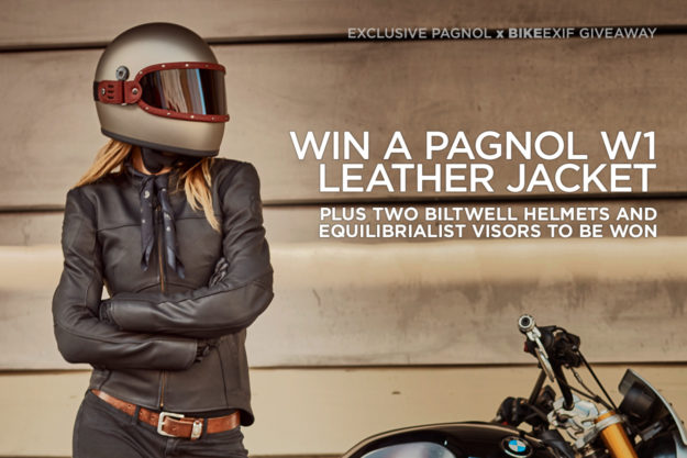 Win a Pagnol women's motorcycle jacket