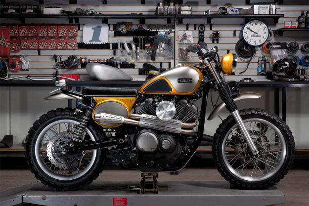 Yamaha SCR950 by Jeff Palhegyi