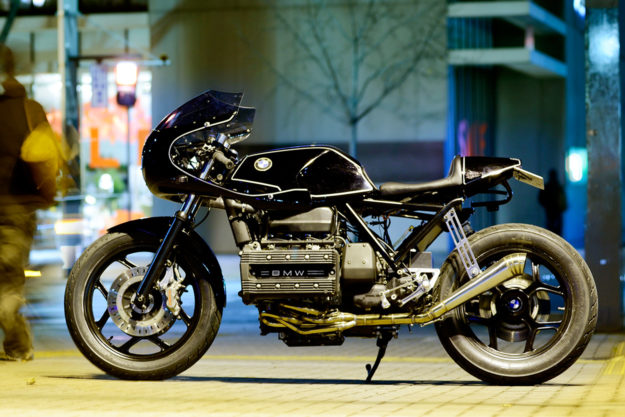 BMW K100 by An-Bu