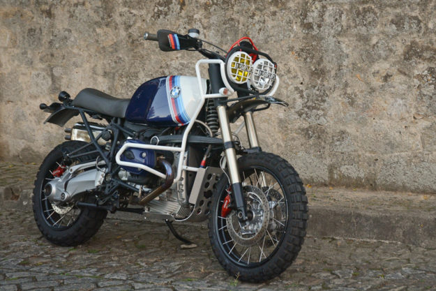 BMW R1200 GS by Ton-Up Garage