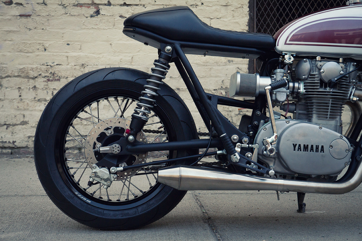 Cognito Moto\'s XS650 is the Perfect Modern Classic | Bike EXIF