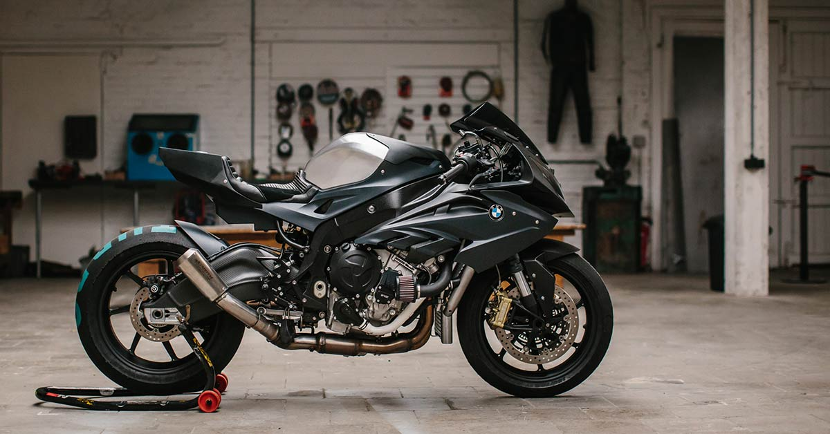 Absolute Power: Motokouture's BMW S 1000 RR Turbo