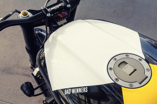 Major Fazer: Bad Winners amps up the Yamaha FZS600