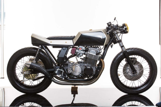 Honda CB750 by Dromos Motor Works