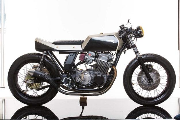 Honda CB750 by Dromos Motor Works