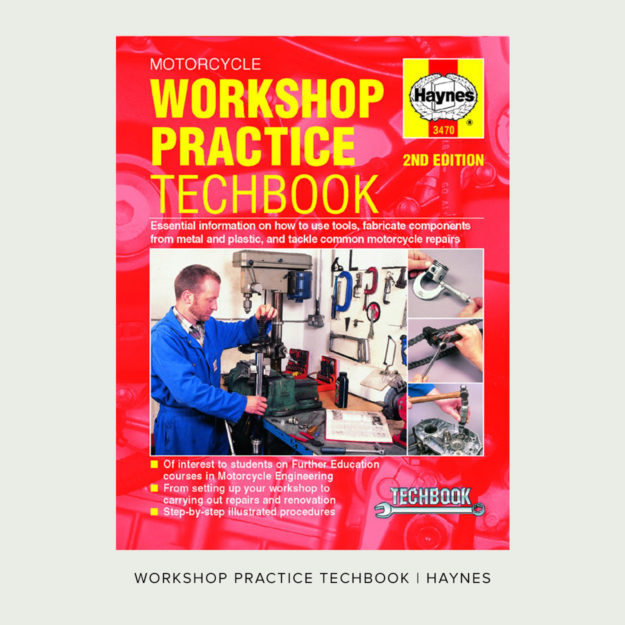 Motorcycle Workshop Practice Manual by John Haynes